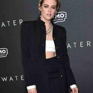 Underwater Kristen Stewart Jacket