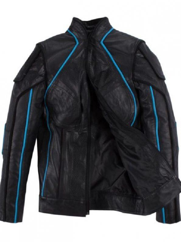 Women Black Widow Avengers Jacket