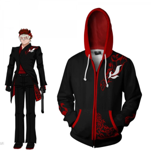 Adam Taurus Cosplay Costume Jacket