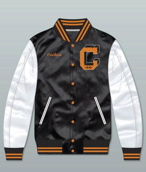 All City Basketball Cochise Varsity Jacket