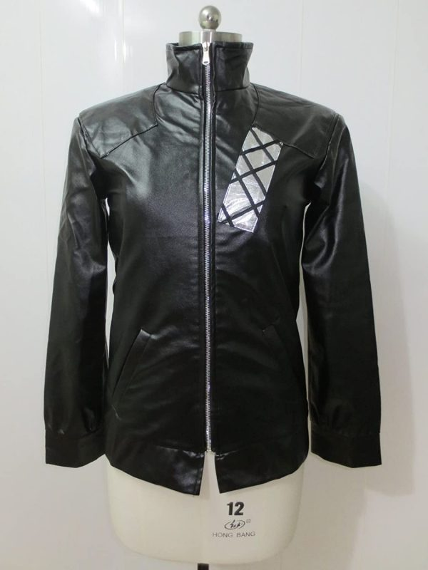 Ayato Kirishima Anime Version Leather Jacket