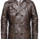 Ben Affleck Joe Coughlin Leather Coat
