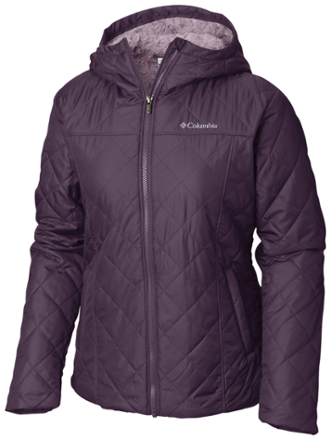 Columbia Copper Crest Hooded Jacket