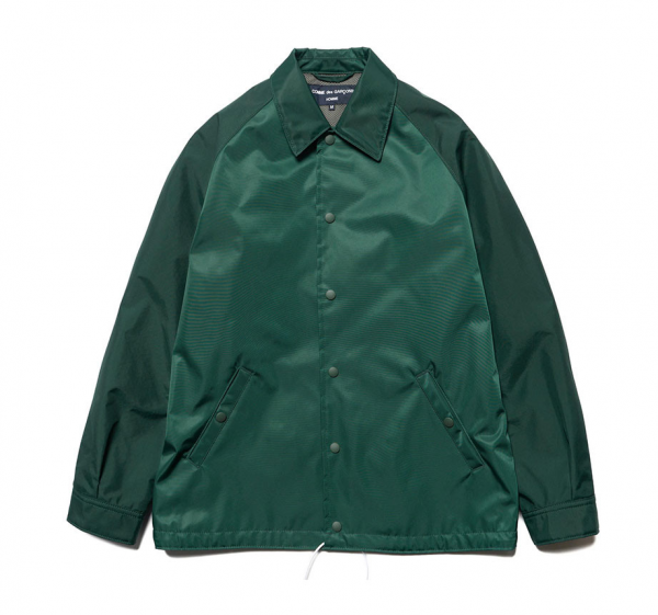 Comme Dess Garçons Homme Releases Two-toned Jacket