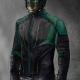 Crisis On Infinite Earths John Diggle Leather Jacket