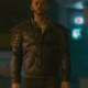 Cyberpunk 2077 Wolf School Leather Jacket