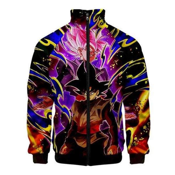 Dragon Ball Super Goku Black Space Jacket