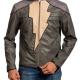 Dwayne Johnson Black Adam Leather Jacket