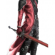 Final Fantasy Genesis Rhapsodos Trenchs Leather Coat