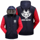 God Eater Men Women Warm Hoodie Jacket