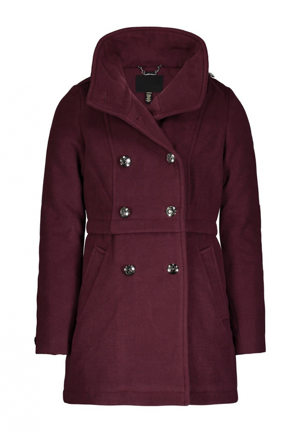 Jessica Simpson Big Girls Wool Coat