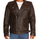Johnny Cash Badass Motorcycle Leather Jacket