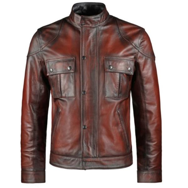 Marc Jacobs Leather Jacket