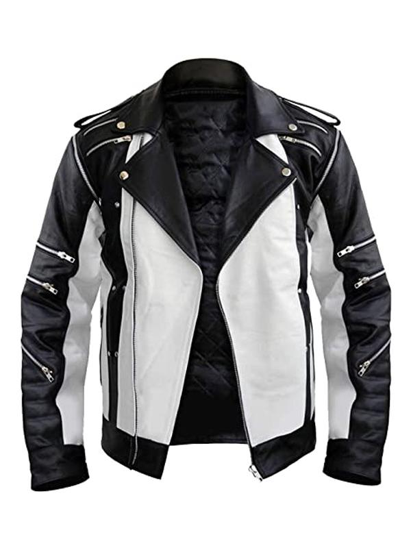 Michael Jackson Mad Max Leather Jacket