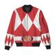 Mighty Morphin Power Rangers Red Ranger Bomber Jacket