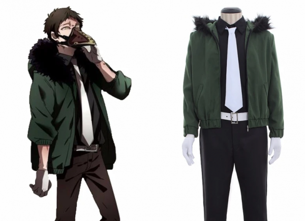 My Hero Academia Kai Chisaki Cosplay Jacket