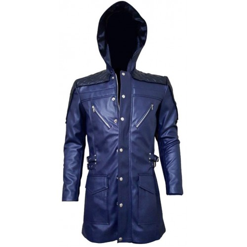 Nero Devil May Cry 5 Trench CoatNero Devil May Cry 5 Trench Coat