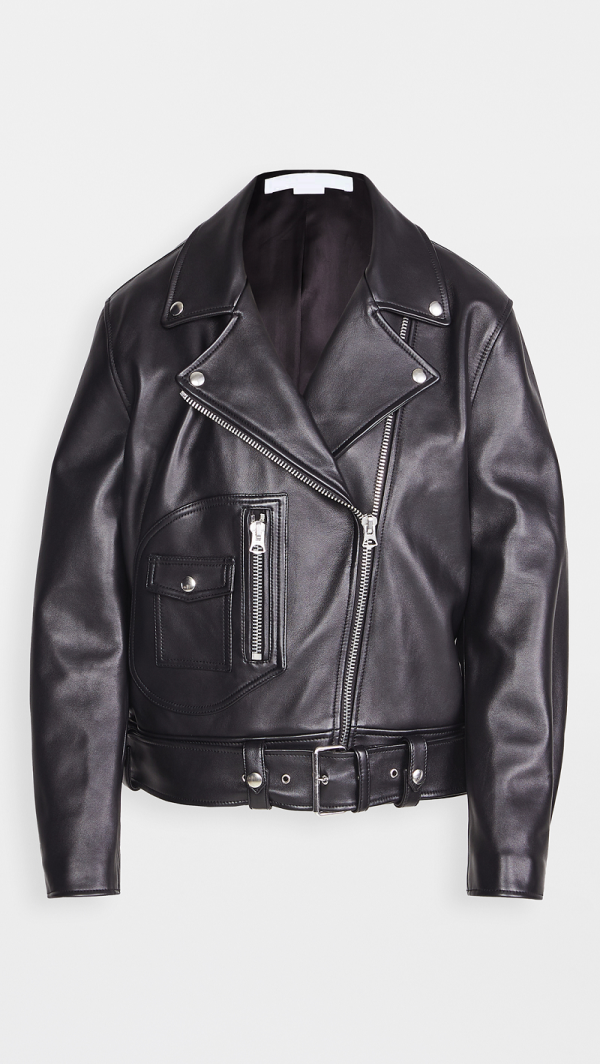 New Merlyn Outerwear Leather Jacket
