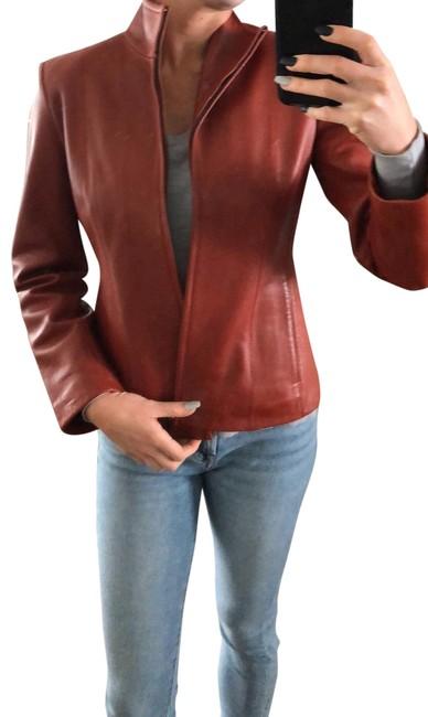 Nine West Leather Jacket
