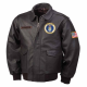 Personalized U.S. Air Force Bomber Leather Jacket