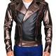 Quicksilver X Men Apocalypse Leather Jacket