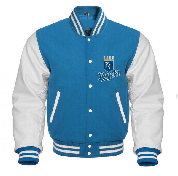 Rare Kansas City Royals Varsity Jacket