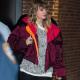 Taylor Swift Satin Bomber Jacket