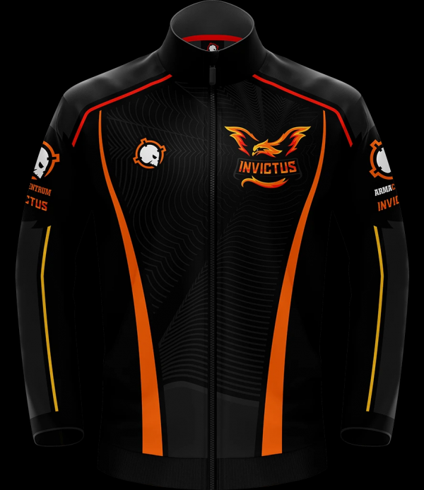 The Invictus Professional Leather Jacket