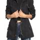 The Mogan Drawstring Hooded Anorak Utility Jacket