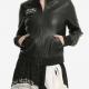 The Nightmare Before Christmas Jack Skellington Leather Jacket