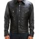 Walking Dead Governor Leather Jacket