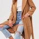 Womens Wrap Duster Coat