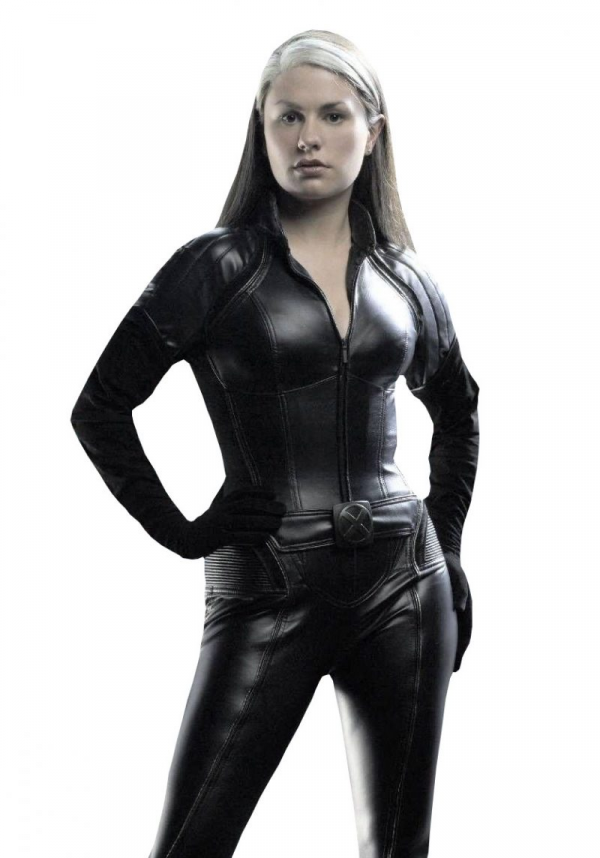 X-men Rogue Anna Paquin Leather Jacket
