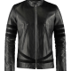X-men Style Logan Leather Jacket