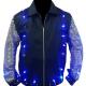 Y2J Chriss Jericho Light Up Jacket