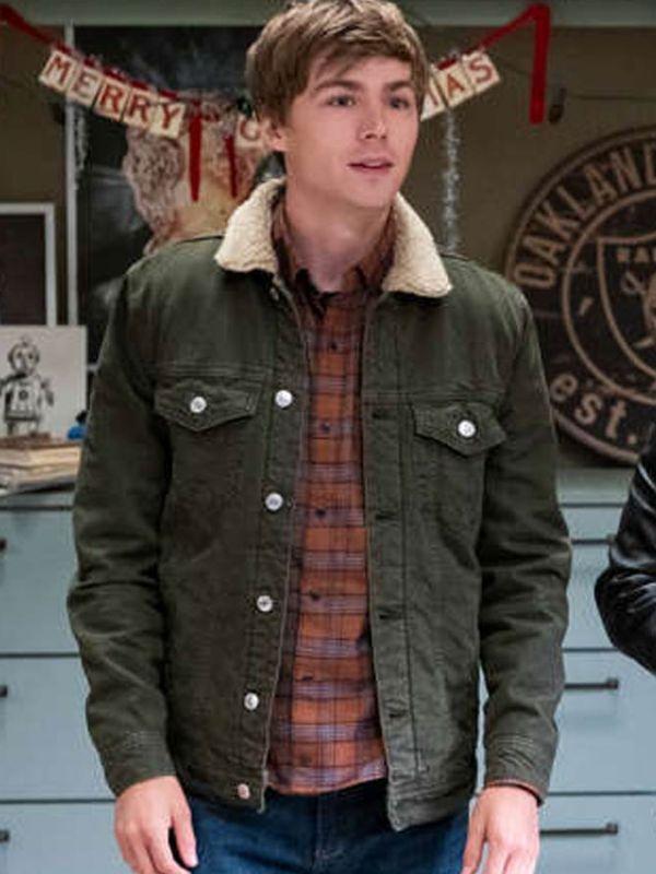 Alex Standall Denim Jacket