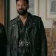 Amadi Shrill Black Leather Jacket