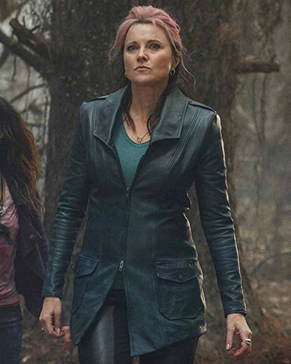 Ash Vs Evil Dead Ruby Knowby Blazer