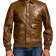 Augustus Waters Fault In Our Stars Leather Jacket