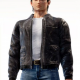 Backer Shenmue 3 Game Leather Jacket