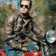 Benjamin Button Brad Pitt Leather Jacket