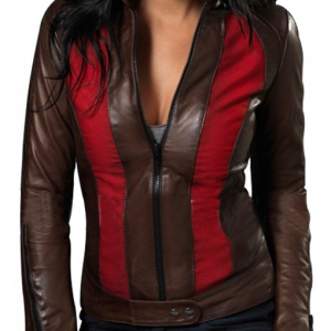 Blade Trinity Jessica Biel Leather Jacket