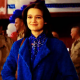 Cherry 2021 Ciaras Bravo Blue Fur Coat