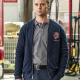 Chicago Fire Matthew Casey Bomber Cotton Jacket
