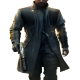 Deus Ex Mankind Divided Adam Jensen Leather Coat