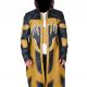 Dustin Patrick Runnels Jr Halloween Costume Leather Coat