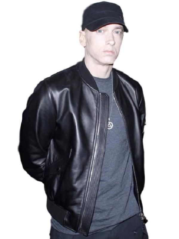 Eminem Leather Jacket