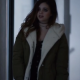 Every Breath You Take 2021 Lucy Shearling Coat