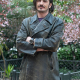 Fedja Stukan A Perfect Day Trench Leather Coat