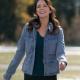 Heartland Lou Fleming Michelle Morgan Denim Jacket